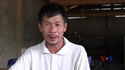 老挝未爆炸弹幸存者处境艰难