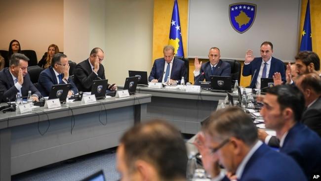 Kosovo Serbia Tax