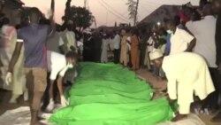 Funérailles des chiites tués lors des affrontements avec les forces de sécurité au Nigeria (vidéo)