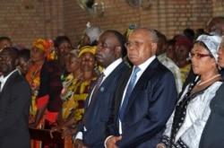Joseph Olenghankoy parle des résolutions du conclave de l'opposition congolaise, joint de Bruxelles par Eddy Isango