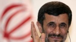 محمود احمدی نژاد: «با ۵+۱ طبق شرایط قبل گفت و گو می کنیم»
