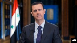 敘利亞總統巴沙爾•阿薩德