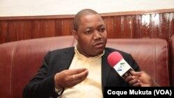Sérgio Luther Rascova, novo governador de Luanda