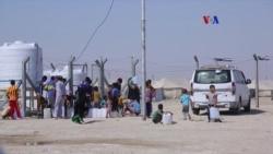 Refugiados en Irak enfrentan más que la amenaza de Dáesh