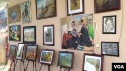 نخستین کمپ فرهنگی- هنری سارک در بامیان افتتاح شد