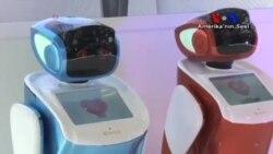Yakında Sevimli Robotlar Hizmet Sektörüne Giriyor
