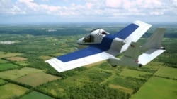 Transition Roadable Aircraft