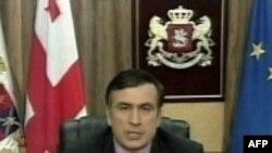 Грузинская оппозиция продолжает протесты
