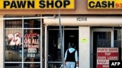 1 tiệm cầm đồ ở Los Angeles