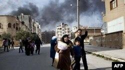 Sukobi u sirijskoh pokrajini Idlib