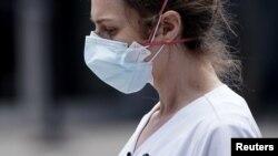 Medicinska sestra u bolnici u Njujorku