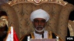 Omán está gobernado por el sultán Qaboos bin Said, que posee el poder absoluto del estado del Golfo Pérsico desde 1970.