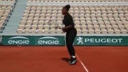 Serena William aeleza matatizo baada ya uzazi.