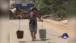 全球40亿人缺水