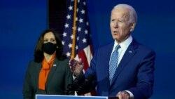 Biden သမၼတသက္တမ္း ရင္ဆိုင္ရမယ့္ သမိုင္းဝင္စိန္ေခၚမႈမ်ား