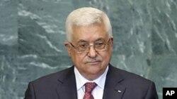 팔레스타인의 마무드 압바스 자치수반