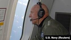 Tư lệnh hạm đội Thái Bình Dương Scott Swift.
