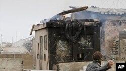 قرآن کی بے حرمتی کے خلاف افغانوں کے مظاہرے جاری