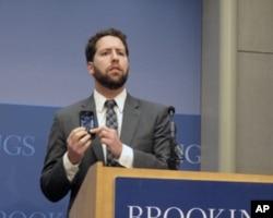 布鲁金斯学会科技创新中心研究主任弗里德曼