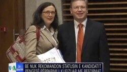 Raporti i KE per Shqiperine
