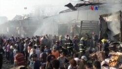 Estado Islámico ataca mercado en Bagdad
