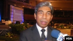 Wakil Menteri Luar Negeri Indonesia Abdurrahman Mohammad Fachir. (Foto: Dok)
