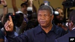 Joao Lourenco, Presidente eleito de Angola