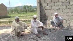 تخريب کامل آخرين اقامتگاه بن لادن