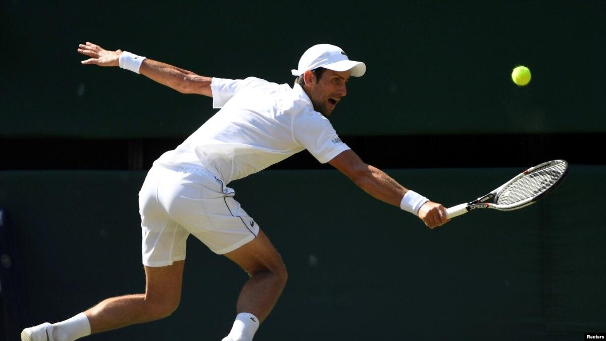 Djokovic Wins Wimbledon Championship