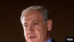 Perdana Menteri Israel Benjamin Netanyahu mengecam ulah tentara Israel.