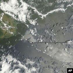 La marée noire dans le delta du Mississippi