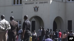 Parliament of Zimbabwe