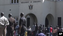 Sources say some Zanu PF lawmakers are also not happy with Mudenda's ruling, maintaining they should be allowed to air their views freely in parliament