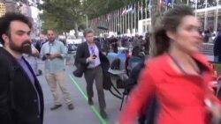 BM Toplantıları Gazeteciler İçin de Yorucu Geçti