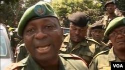 刚果政府军指挥说坚决击退反政府力量