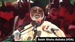 Tsohon shugaban kasar Najeriya Abdulsalam Abubakar.
