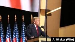 Donald Tramp, novoizabrani predsednik SAD, 14.11.16