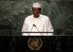 Allaraketé Sanéngar, le président du syndicat des magistrats du Tchad au micro de Bagassi Koura