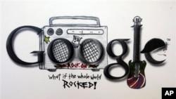 Tampilan artistik logo Google atau Doodle bisa mendatangkan lebih banyak pengguna internet ke halaman situsnya (foto: dok).