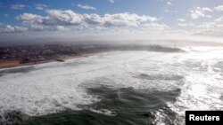 El calentamiento del océano tiene mucha influencia en el calentamiento global de la superficie de la tierra.
