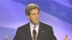 Senator Kerry Has Extensive Foreign Policy Credentials