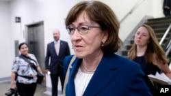 수잔 콜린스 공화당 상원의원.