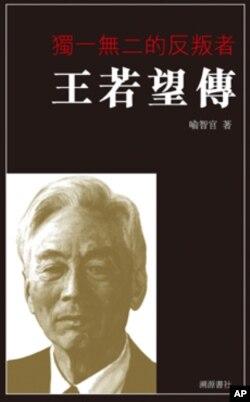 《王若望传》封面