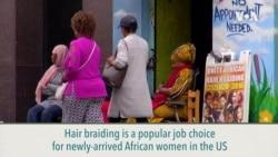 African Hair Braiders