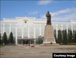 Oskemen, oldingi Ust-Kamenogorsk
