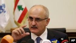 Eski Lübnan Maliye Bakanı Ali Hasan Halil