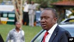 Hasil perhitungan sementara pemilu presiden Kenya menunjukkan calon Presiden Uhuru Kenyatta unggul atas PM Odinga, Selasa (5/3).