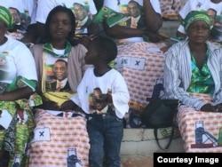 Zanu PF Hwange Rally