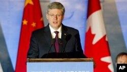 PM Kanada Stephen Harper telah menunjuk delapan Menteri baru dalam perombakan kabinet terbesarnya sejak menjabat tahun 2006 (foto: dok).
