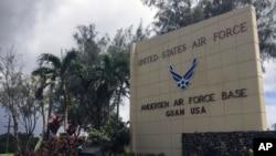 North Korea Guam